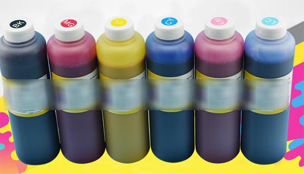 知识科普:数码印花使用墨水的粘度